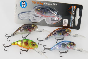 Savage Gear 3D Goby Crank 50