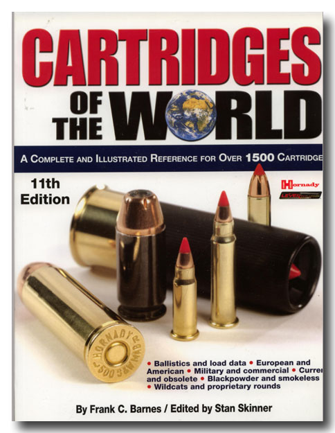 Cartridges of the World, 11tth Edition