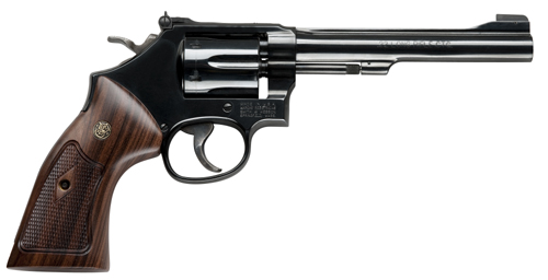 Smith & Wesson M17 Classic. Kuva: Smith & Wesson