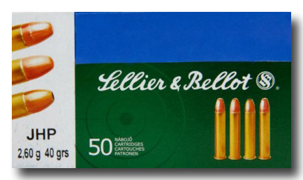 Sellier & Bellot .22 WMR