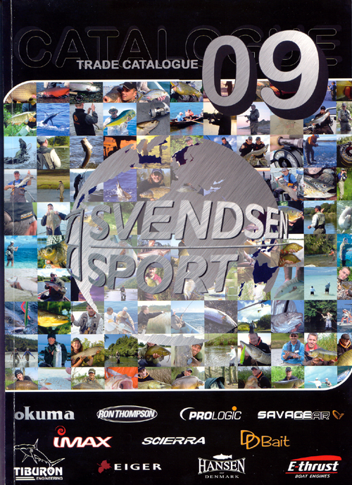 Svendsen Sport Trade Catalogue 09